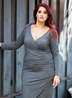 46e991decdd Shopping Τα must have κομμάτια της e-xclusive για plus size σιλουέτες