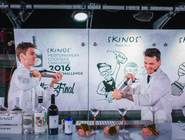 Skinos MCC2017 Team Challenge – The Final!