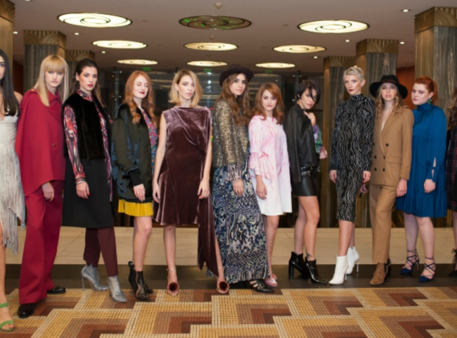 Backstage από το pre- Christmas party του City Link και των περιοδικών Γυναίκα, Instyle και People Greece