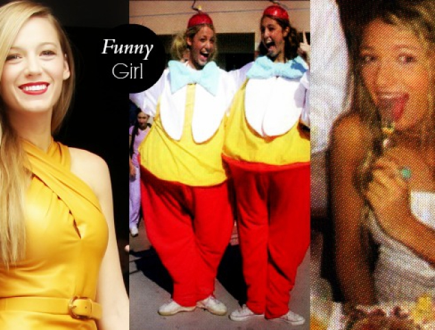 Blake Lively: Από funny σε gossip girl! Δες την ηθοποιό στην εφηβεία της να κάνει πλάκες και να στέφεται... prom queen!
