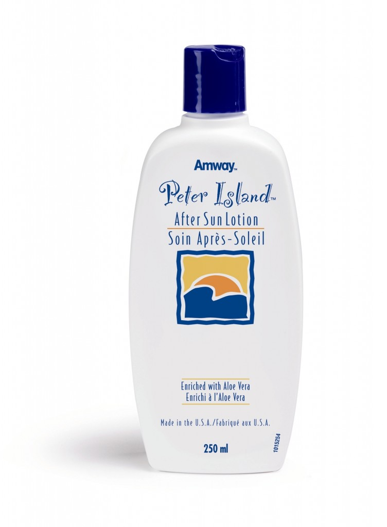 Amway PETER ISLAND After Sun Lotion (κόστος 11.59)